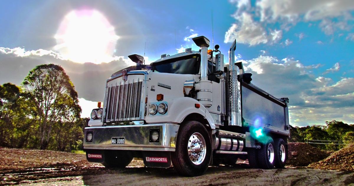 eld compliant truck
