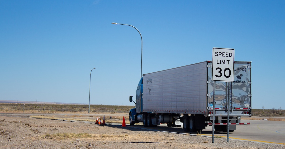 changes to commercial truck inspections