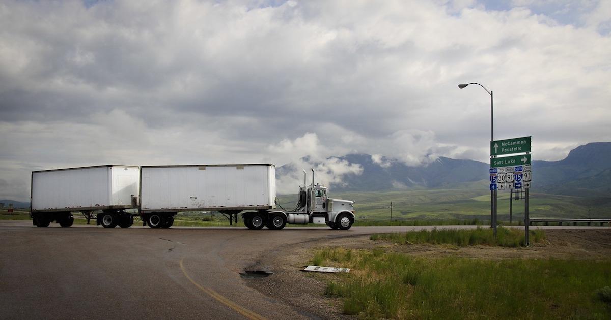 truck driver marijuana
