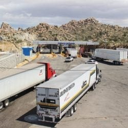 truck drivers subject to the Mexico's new HOS rules