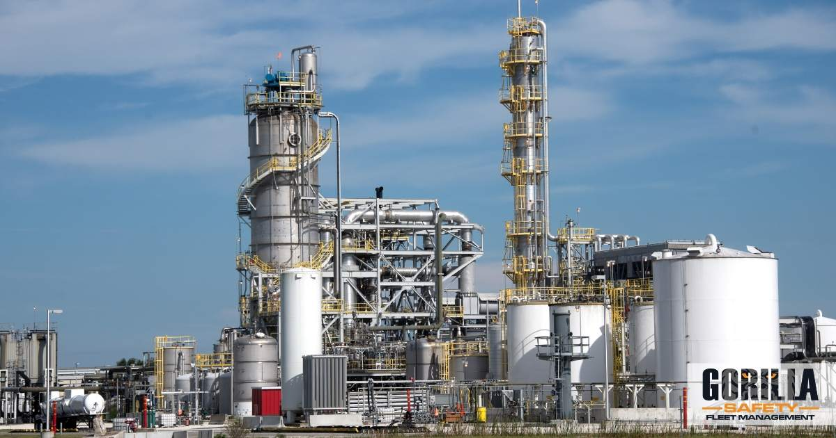 an alternative fuel facility
